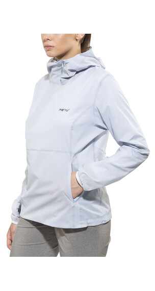 Meru W's Bunbury Wind Jacket silver